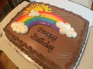 誕生日ケーキの写真・画像素材[1565033]