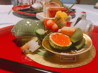 京料理屋での一品の写真・画像素材[1565791]