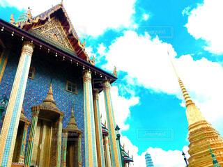 エメラルド寺院の写真・画像素材[1566333]