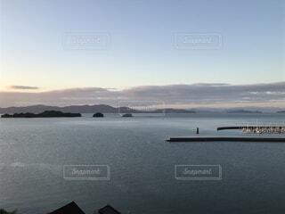 瀬戸内海の風景の写真・画像素材[1796185]