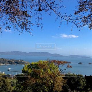 日本のエーゲ海牛窓の写真・画像素材[2044196]