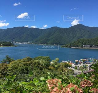 山中湖の写真・画像素材[1573690]
