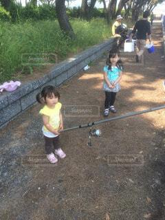 子どもの写真・画像素材[52877]