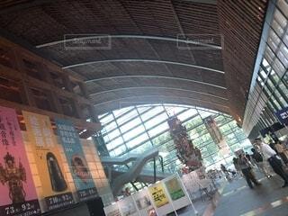 九州国立博物館の中♪の写真・画像素材[1571485]