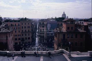 20年前のスペイン広場の写真・画像素材[2303130]