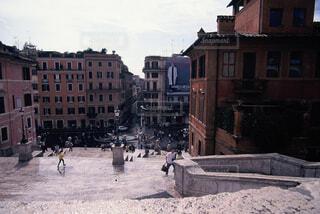 20年前のスペイン広場の写真・画像素材[2303158]