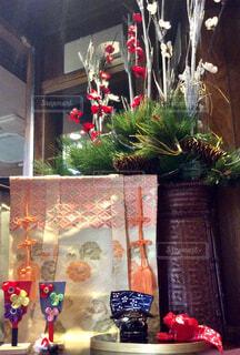 正月飾りの写真・画像素材[1630484]