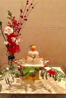 正月飾りの写真・画像素材[1648674]