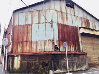 昭和の工場の写真・画像素材[2360772]