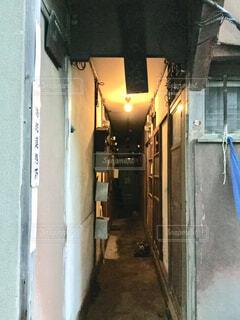 昭和のアパートの写真・画像素材[2375445]