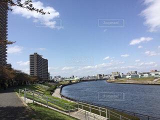 隅田川の写真・画像素材[4352446]