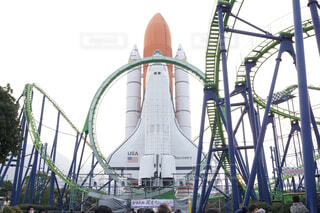 スペースシャトルの写真・画像素材[1630742]