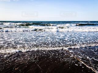 海波の写真・画像素材[1601236]