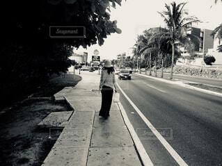 道の写真・画像素材[1579395]