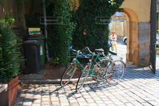 自転車の写真・画像素材[53149]