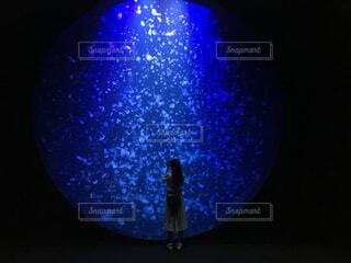 青の写真・画像素材[1576006]
