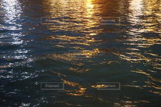 ヴェネチアの夜の写真・画像素材[1576302]