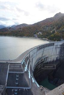 黒部ダムの写真・画像素材[1576340]