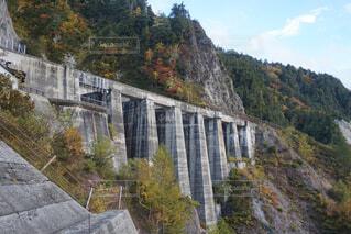 黒部ダムの写真・画像素材[1576341]