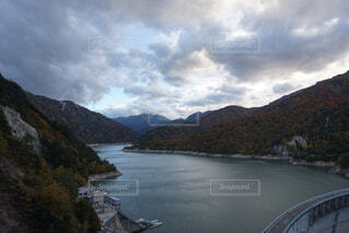 黒部ダムの写真・画像素材[1576342]