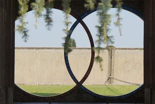 イタリアの建築家カルロスカルパ設計のブリオンヴェガの写真・画像素材[1576428]