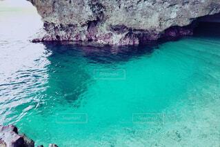 沖縄の海の写真・画像素材[1598542]