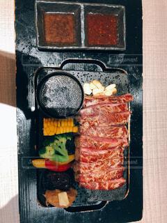 ステーキ肉の写真・画像素材[1580994]