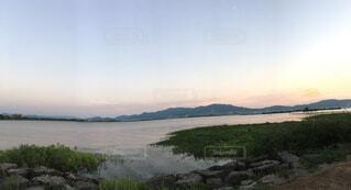 琵琶湖の写真・画像素材[1589852]