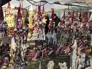 クリスマスマーケットの写真・画像素材[1663389]