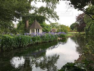 モナベイル庭園の写真・画像素材[1760983]