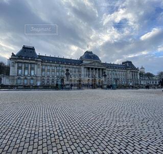 ベルギー王宮の写真・画像素材[2888176]