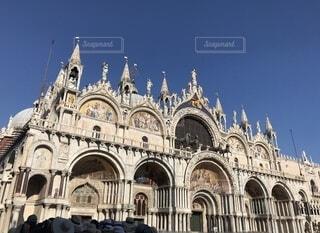 サンマルコ大聖堂の写真・画像素材[3367488]