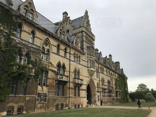 オックスフォード大学の写真・画像素材[3370450]