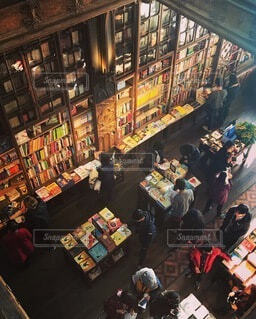 レロ書店店内の写真・画像素材[3380463]