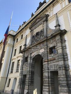 チェコ大統領官邸の写真・画像素材[3503632]