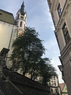 チェスキークルムロフの大聖堂の写真・画像素材[3509200]
