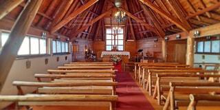 教会の写真・画像素材[1583652]