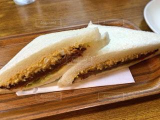 サンドイッチの写真・画像素材[1643947]