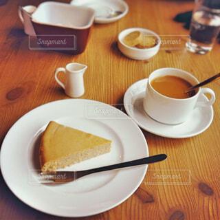 チーズケーキの写真・画像素材[1654293]