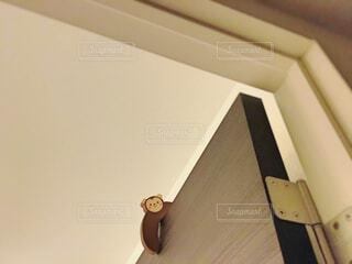 ドアストッパーの写真・画像素材[1672526]