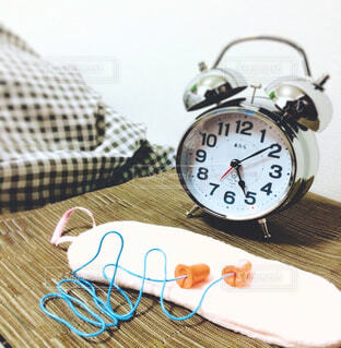 めざまし時計の写真・画像素材[1680681]