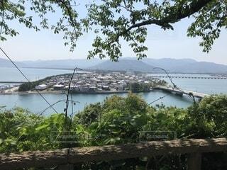 唐津城からの眺めの写真・画像素材[1604678]