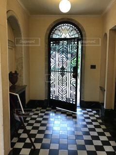 ベーリックホールの入り口の写真・画像素材[1604680]
