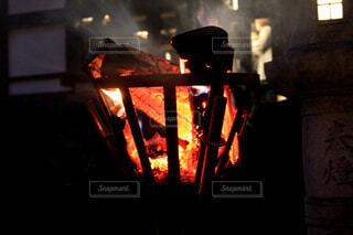 篝火の写真・画像素材[1619330]