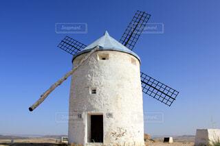 ラマンチャの風車の写真・画像素材[1622995]