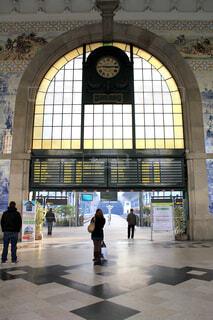 サン・ベント駅の写真・画像素材[1625379]