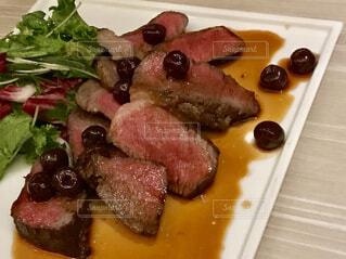 ローストした肉の写真・画像素材[1631019]