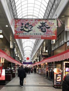 川端中央商店街の写真・画像素材[1704448]