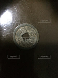 古銭コレクションの写真・画像素材[2318505]