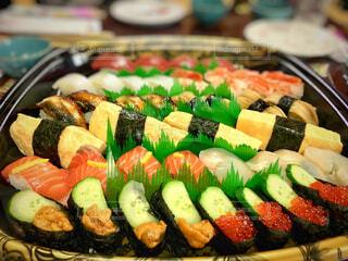 握り寿司4人前の写真・画像素材[1782907]